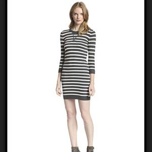 BNWOT US size 2 French Connection striped dress